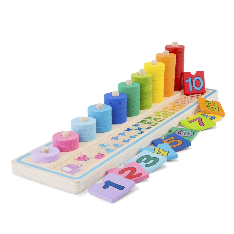 New Classic Toys New Classic Toys - Leren tellen