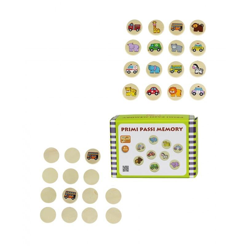 Primi Passi Primi Passi - Memory 5y+