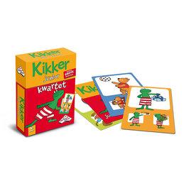 Identity Games Kikker Junior Kwartet  4y+