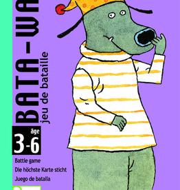 Djeco Djeco - Kaartspel Bata Waf -  3y+