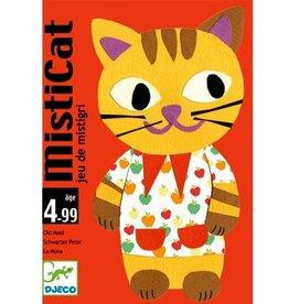 Djeco Djeco - Kaartspel Misticat 4y+