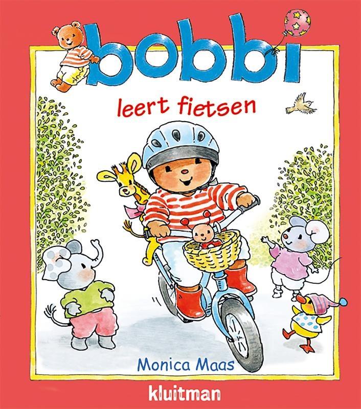 Monica Maas,  Bobbi leert fietsen