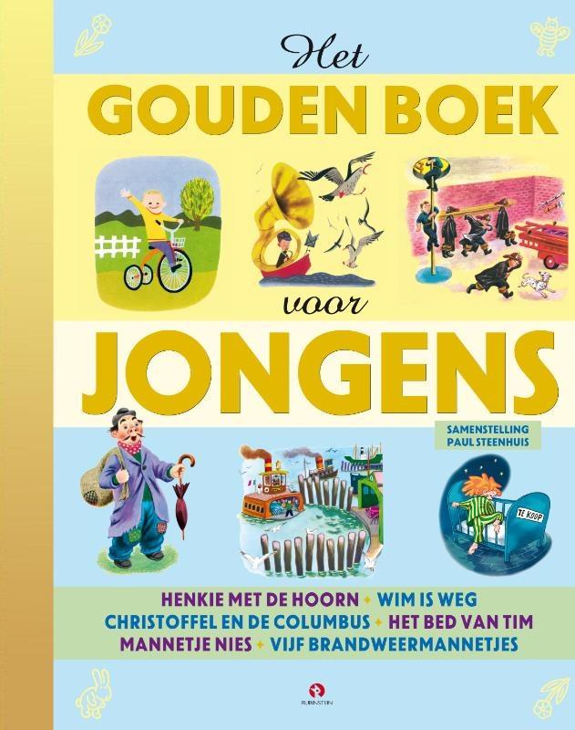 Het Gouden boek voor jongens