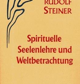 Rudolf Steiner, GA 52 Spirituelle Seelenlehre und Weltbetrachtung