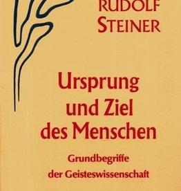 Rudolf Steiner, GA 53 Ursprung und Ziel des Menschen