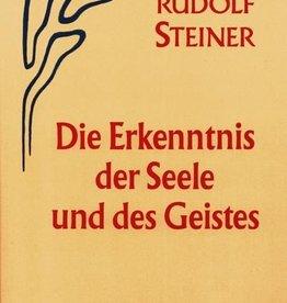 Rudolf Steiner, GA 56 Die Erkenntnis der Seele und des Geistes