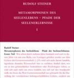 Rudolf Steiner, GA 58 Metamorphosen des Seelenlebens - Pfade der Seelenerlebnisse. Erster Teil