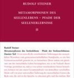 Rudolf Steiner, GA 59 Metamorphosen des Seelenlebens - Pfade der Seelenerlebnisse. Zweiter  Teil