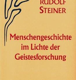 Rudolf Steiner, GA 61 Menschengeschichte im Lichte der Geistesforschung