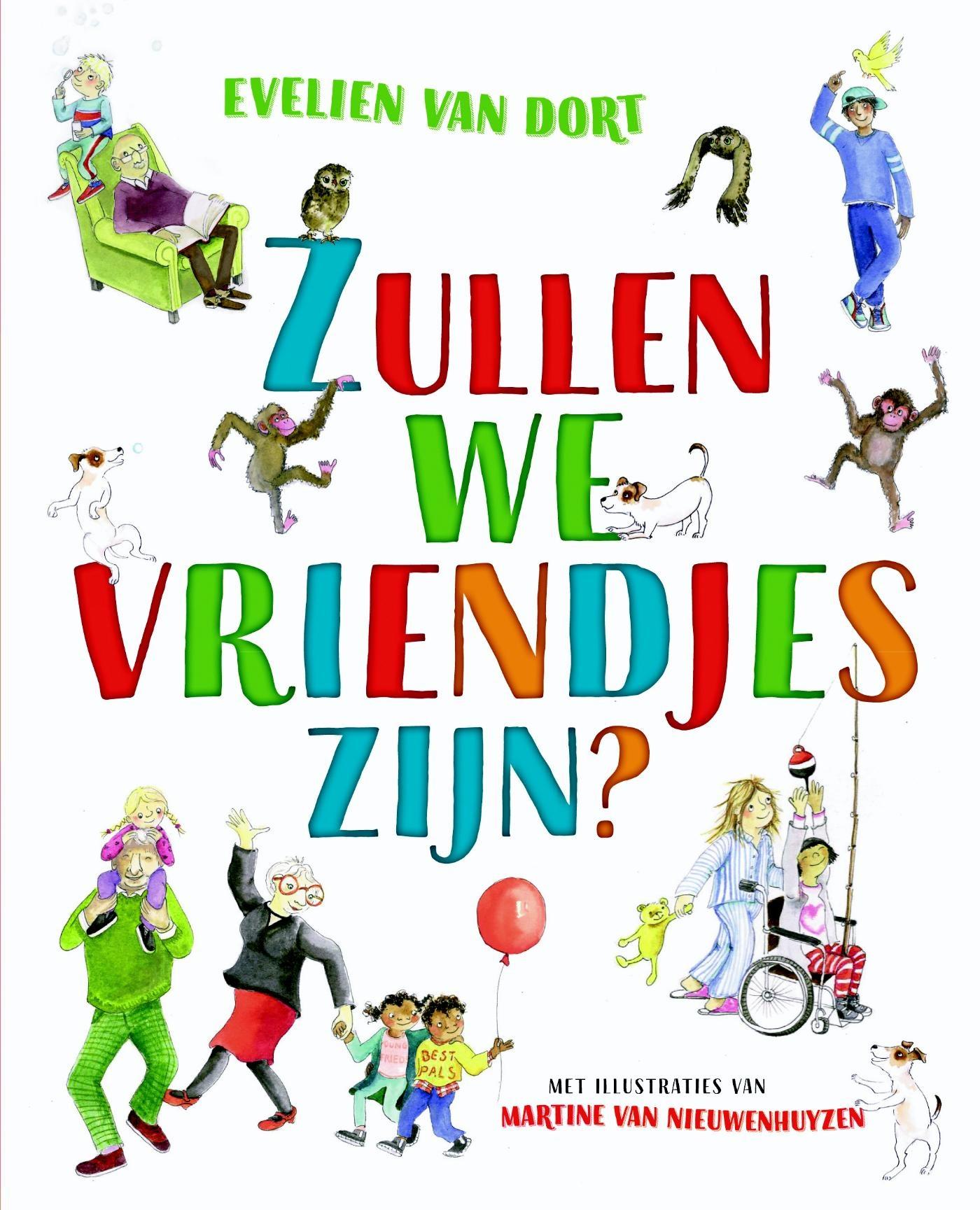 Evelien van Dort, Zullen we vriendjes zijn?