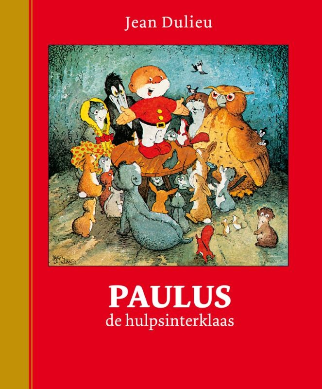 Jean Dulieu, Paulus de hulpsinterklaas