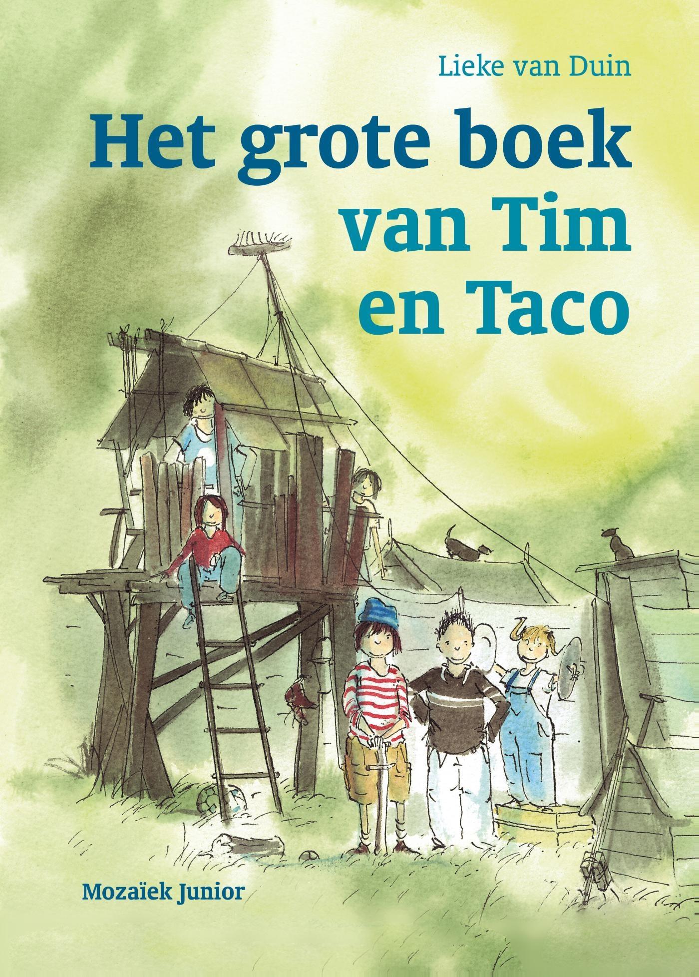 Lieke van Duin, Het grote boek van Tim en Taco