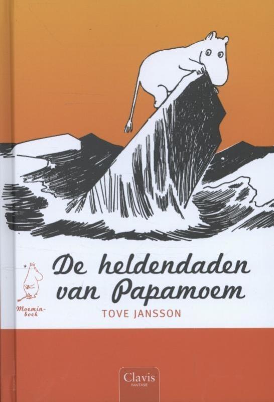 Tove Jansson, De heldendaden van Papamoen