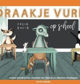 Josina Intrabartolo, Janneke van Olphen en Martine Goudappel, Draakje vurig op school
