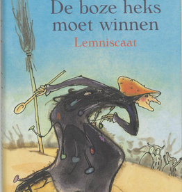 Hanna Kraan, De boze heks moet winnen