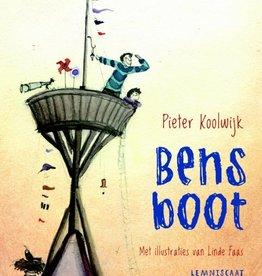 Pieter Koolwijk, Bens boot