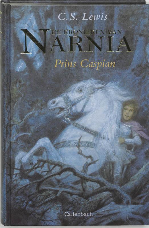C.S. Lewis, De kronieken van Narnia Prins Caspian