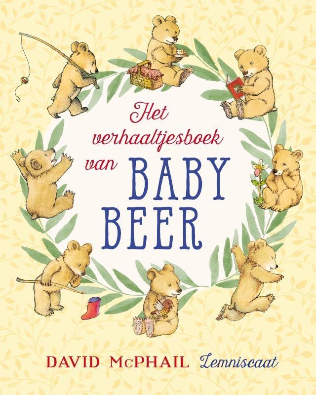 David McPhail, Het verhaaltjesboek van baby beer