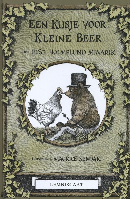 Else Holmelund Minarik, Een kusje voor kleine beer
