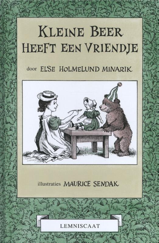 Else Holmelund, Kleine beer heeft een vriendje