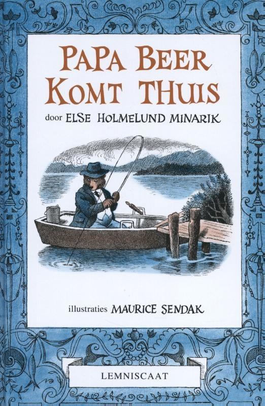Else Holmelund Minarik, Papa beer komt thuis