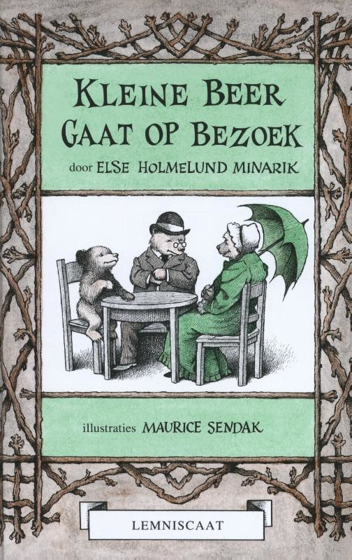 Else Holmelund Minarik, Kleine beer gaat op bezoek