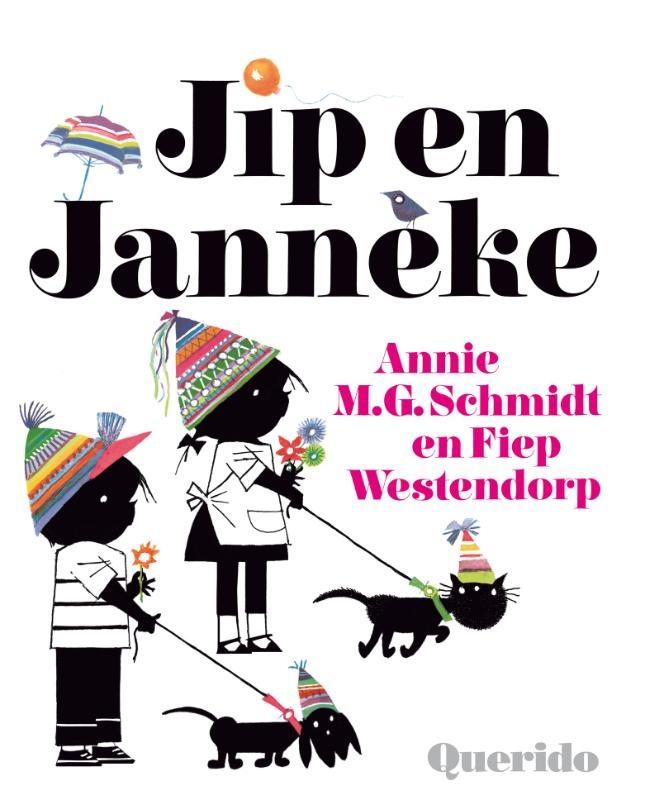 Annie M.G. Schmidt en Fiep Westendorp, Jip en Janneke