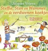 Jacques Vriens, Steffie, Stan en Wammes en de verdwenen koekjes