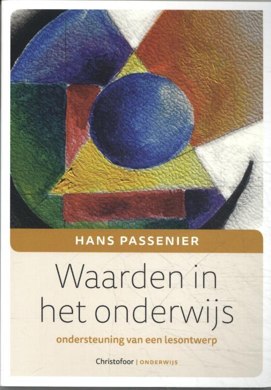 Hans Passenier, Waarden in het onderwijs