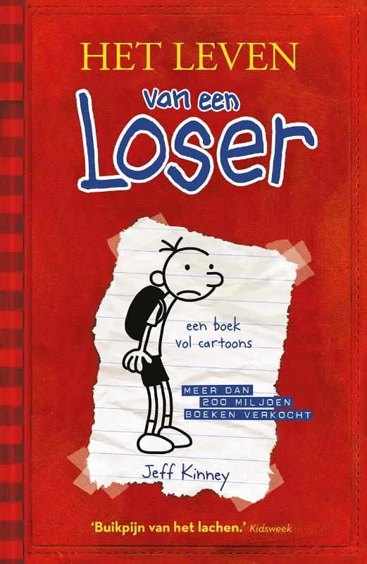 Jeff Kinney, Het leven van een loser 1.