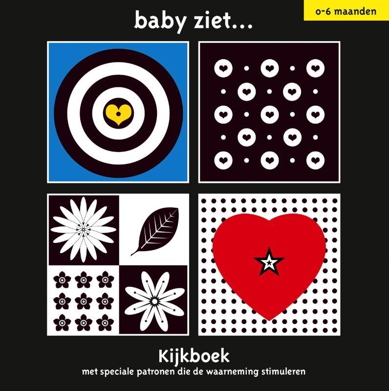 Baby ziet..., Kijkboek met spiegeltje
