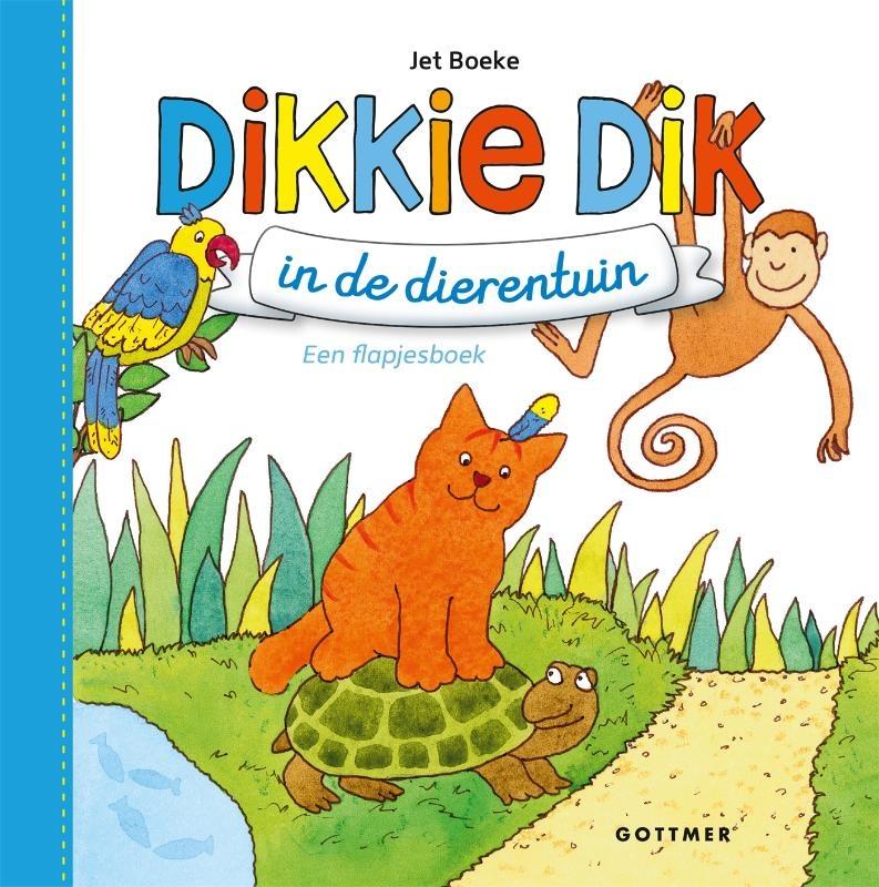 Jet Boeke, Dikkie Dik in de dierentuin