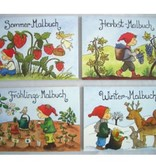 Grätz Mini kleurboekjes Seizoenen A7