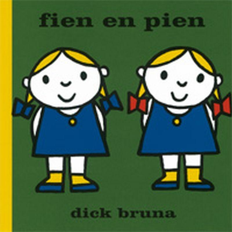 Dick Bruna, Fien en Pien