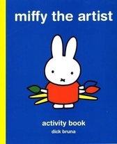 Dick Bruna, Miffy the artist