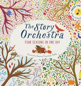 Jessica Courtney-Tickle, The story Orchestra, four seasons in one day