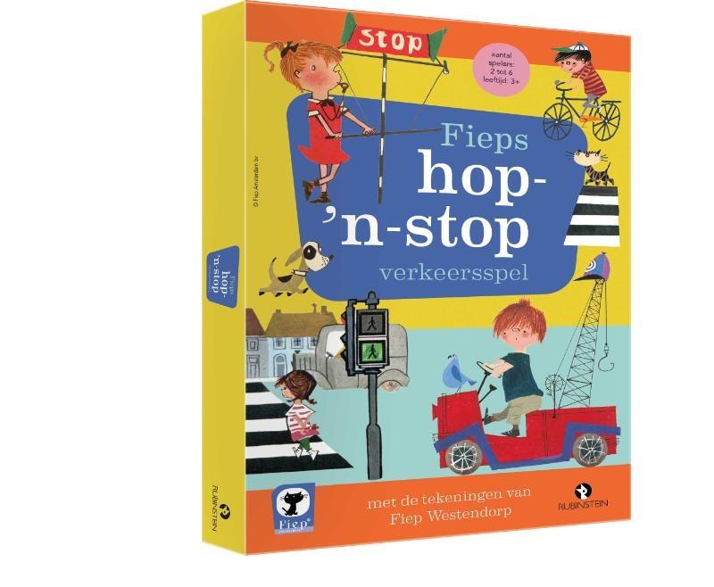 Fiep Westendorp, Fiep Hop en Stop Verkeersspel