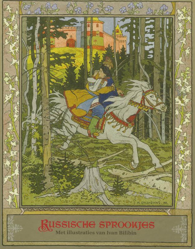I. Bilibin, Russische Sprookjes