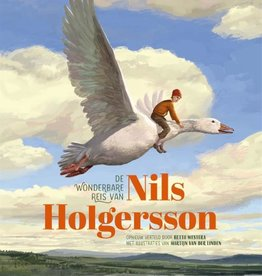 Selma Lagerlöf, De wonderbare reis van Nils Holgersson