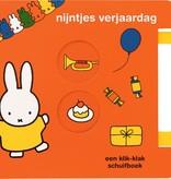 Dick bruna, Nijntjes verjaardag. Een klik-klak schuifboek