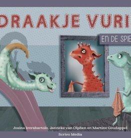 Intrabartolo, Josina, Draakje Vurig en de spiegel