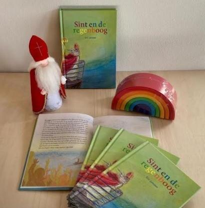 Eric Janssen, Sint en de Regenboog