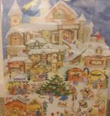 Adventskalender Kerstmarkt