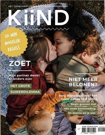 Tijdschrift Kiind 20/2020 ZOET