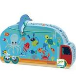Djeco Djeco Puzzel - Het Aquarium - 16pcs 3y+