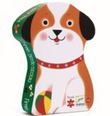 Djeco Djeco Puzzel - Puppy- Klein Hondje Firmin - 24pcs 3y+