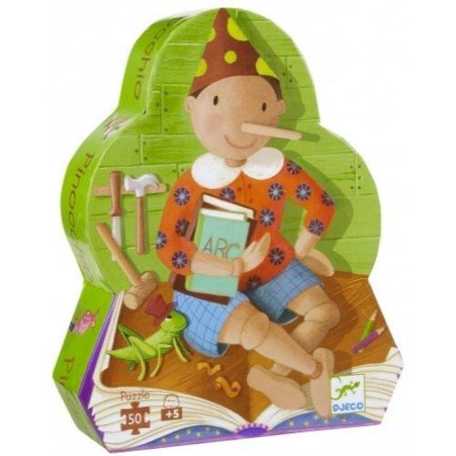 Djeco Djeco Puzzel - Pinokkio - 50pcs 5y+