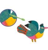 Djeco Djeco DIY Atelier Gelpastels - Wilde Dieren - 8-14Y