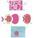 Djeco Djeco DIY Workshop Collage - Onderwater 8-14Y