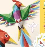 Djeco Djeco DIY 3D Vouwtechniek - Amazonegebied - 8-14Y